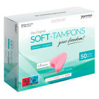 Joydivision Soft Tampons 50 Stück normal professional Hygiene Periode Fadenlos