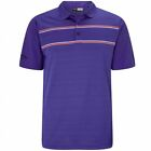 CALLAWAY GOLF ENGINEERED JACQUARD POLOSHIRT - 2018 - HERREN - NEU