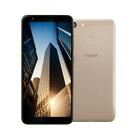 Gigaset Smartphone GS 280, 32GB, 5,7 Zoll, Dual-SIM, Android, braun oder gold